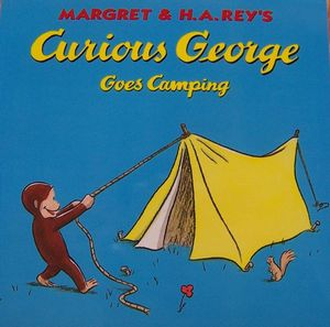 Devils Tower NHA I Curious George Goes Camping