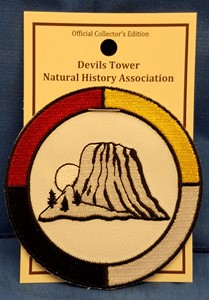 Devils Tower Patch