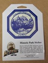Historic Park Sticker - Grand Teton
