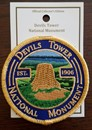 Devils Tower Official Collector's Edition Patch